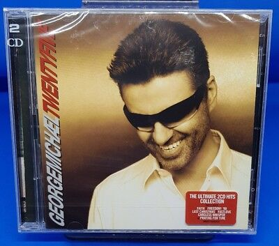 George Michael Twenty Five 2 CD Album Brand New 0886970090025
