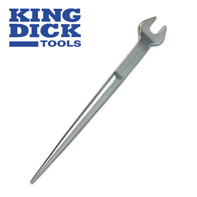 King Dick Open Ended Podger Spanner (19mm - 46mm)