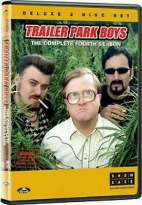 Trailer Park Boys: The Complete Fourth Season  [DVD] *Used