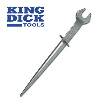 King Dick Tethered Open Ended Podger Spanner (19mm - 46mm)