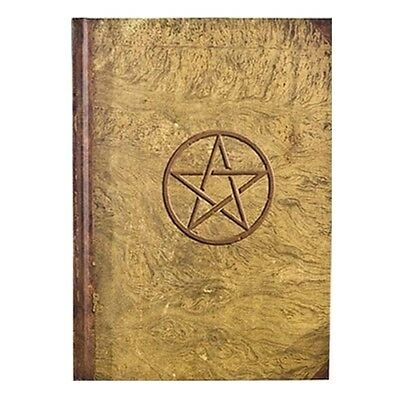 Grimoire Journal Pentagramme 160 Pages