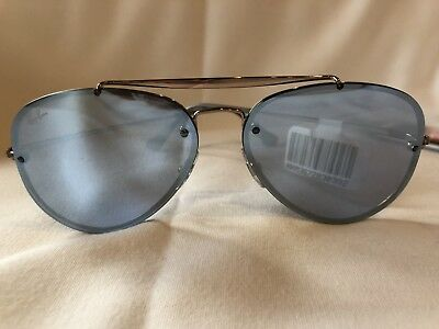 1c602be05d Ray Ban Blaze Aviator RB3584N RB 3584 N RayBan 9053 1U Copper Sunglasses