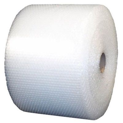 "1/2"" x 500' x 24"" Large Bubble Cushioning Wrap Padding Roll 500 FT Perforated 12"