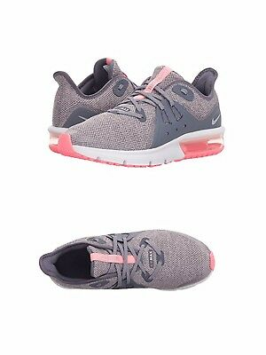 63c3d4733d NEW GIRLS NIKE Air Max Sequent 3 Sneakers, Size 11 - $55.00 | PicClick