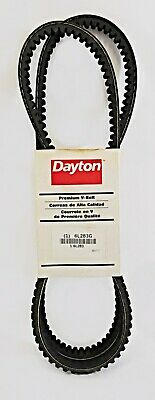 "Dayton 6L283G BX77 Cogged V-Belt | 80"" Outside Length 