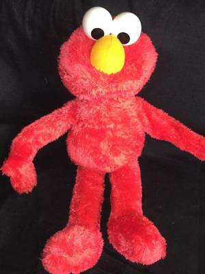 Sesame Street S Elmo Giant Plush Stuffed To 38 Tall 41 99 Picclick