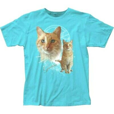 Captain Marvel (Goose the Cat) Mens Unisex T-Shirt-Available Sm to 2x