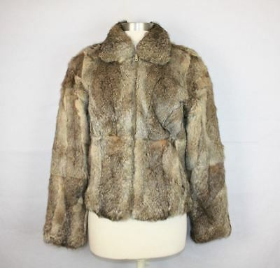 cb088fb4d8b3 EXCLUSIVE COLLECTION FUR JACKET Tie Up Front -  30.00