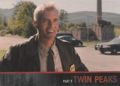 Twin Peaks (2018) - A Limited Event Chase Card L27