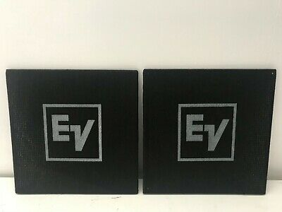 1 Pair of EV Electro-Voice S-200 Grills Speaker Grill