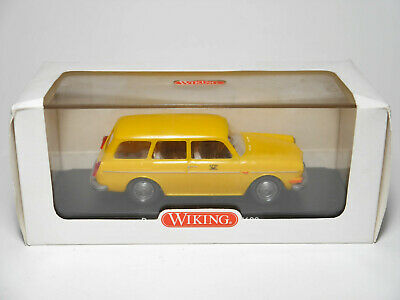 Volkswagen VW Typ 3 1600 Variant POST, Wiking 764 02 40 in 1:40 boxed!