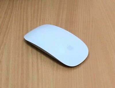 New Apple Magic Mouse 2 Wireless with Build-in Rechargeable Battery - Silver