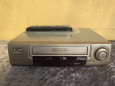 Serviced NEC VNG-401 Video Recorder Player + REMOTE Player VCR