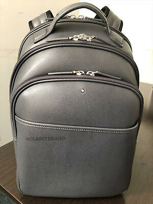 728d634575 MONTBLANC SARTORIAL SMALL Leather Backpack - Indigo 116752 -  502.95 ...