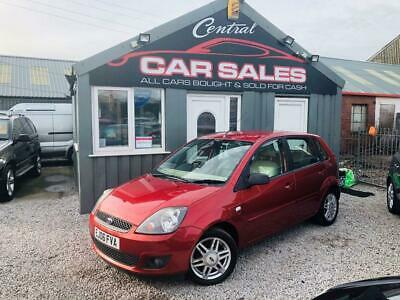 Ford Fiesta 1.4 16V Ghia 5 Door 80 Bhp Higfh Spec Finance  Partx Welcome