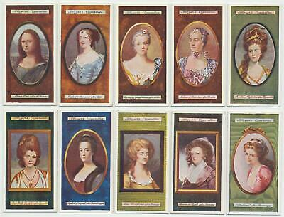 PLAYER, John - 1923 : Miniatures Complete Set (25) Cigarette Cards