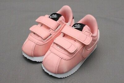 best service db3e1 1d303 Nike Cortez Basic Txt Valentines Day Bleached Coral Bq7100-600