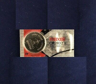 Maxell CR2032 3V Lithium Coin Battery - 1 cell  EXP 2020
