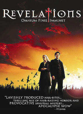 Revelations - The Complete Mini-Series (DVD, 2005, 2-Disc Set) Z-49