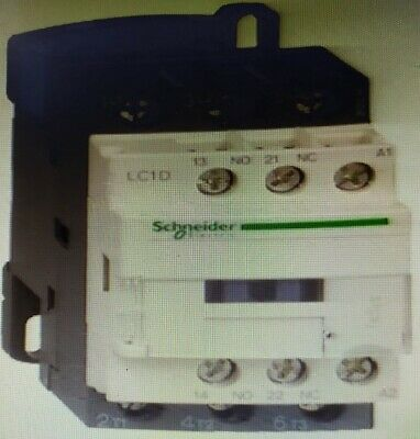 Schneider TESYS D CONTACTOR 3-Poles 12A 5.5kW DC Low Consumption- 12V Or 24V