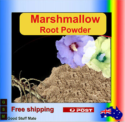 Au Seller Organic Premium Marshmallow Root Powder Fast Free Shipping