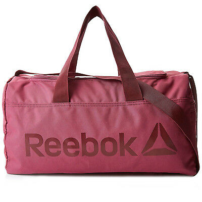 84114855f92 Reebok Active Core Prise Taille S Fourre-Tout Duffel Sac Sport - Baie