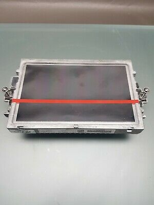 Original Mercedes-Benz Coupe C-Klasse C204 Zentraldisplay A2049005105