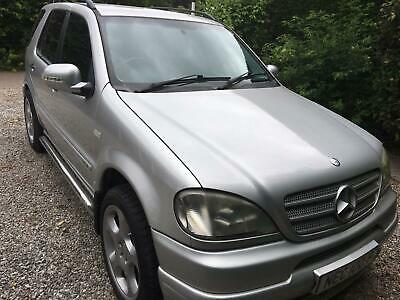 1999 Classic Mercedes-Benz ML430 4.3 Brabus Automatic Low Miles £2995 FSH