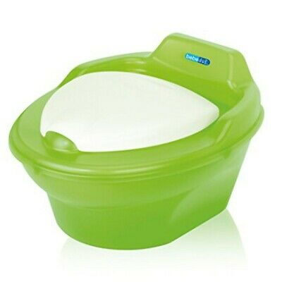 Orinal Reductor WC Musical Potty Pop Verde - Colores - Verde