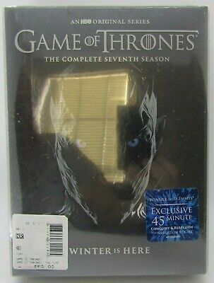 Games of Thrones DVD Complete Seventh Season  NVI-6