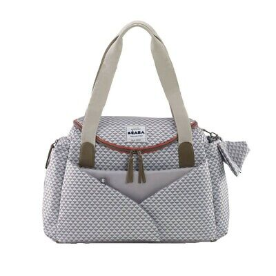 Bolso Sidney II Smart Grey - Colores - Gris y Rojo