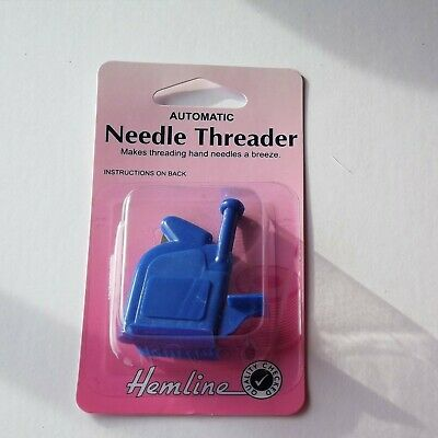 Needle Threader, Hemline, M8