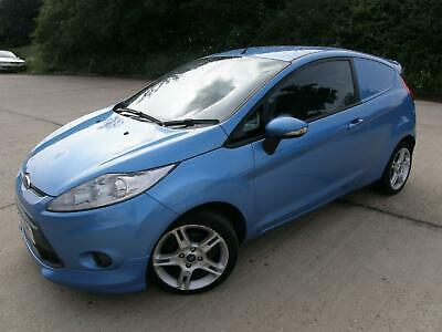 2012 Ford Fiesta 1.6TDCi ( 95PS ) Stage V Sport van - 1 previous owner - no vat