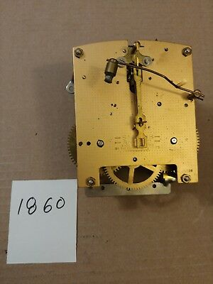 Smith Enfield Cathedral Arch Mantle Clock Movement