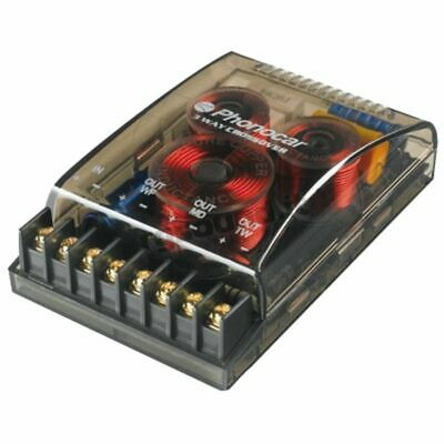 Crossover Phonocar 3Way 130X85X40Mm Per Impianto Audio Auto Elettronica