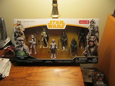 """Star Wars """"target/solo"""" 2018 (6-Pack """"you Pick Your Fig's"""" 1 Or More """"read"""")!!!"""