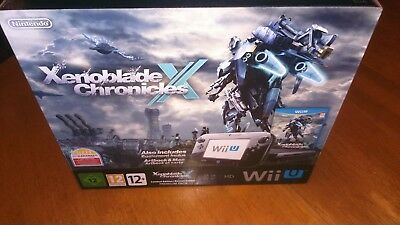 Nintendo Wii U Premium Pack Xenoblade Chronicle X edition limitée