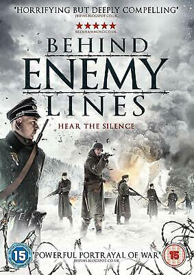 BEHIND ENEMY LINES (Hear the Silence) - DVD **NEW SEALED** FREE POST**