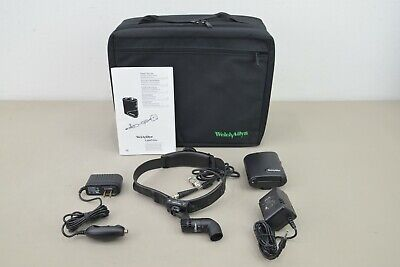Welch Allyn 49020 Procedure Headlight System w/ Direct Power & Battery Pack E22