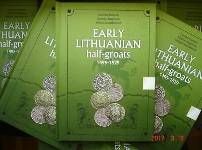 "Post-medieval hammered coins catalogue ""Early Lithuanian half-groats 1495-1529"""