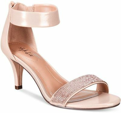 3e5ccb4d5 Style   Company Phillys Rose Gold MID SANDAL HAIRCALF WOMEN S OPEN TOE SHOES