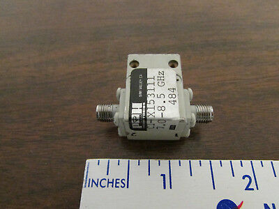 P&h Laboratories C1-X153111 7.0 - 8.5 Ghz Mikrowelle Sma Isolator