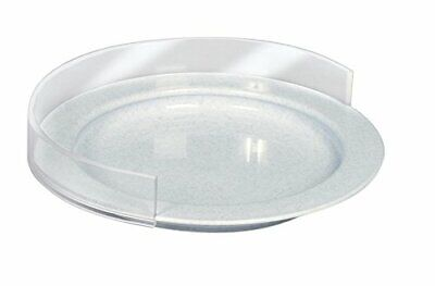 Clear Plastic Plate Guard Plate Surround
