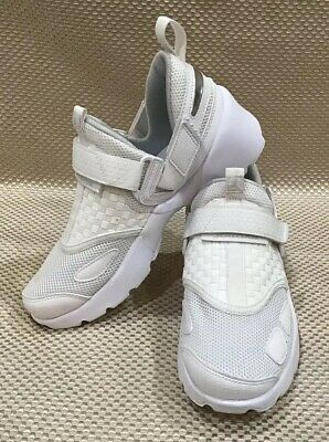 eaa56f0a82b63 Jordan Trunner LX White/Silver 897992-100 Youth/Boys Tennis Shoes Size 5Y