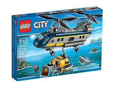 LEGO® City 60093 Tiefsee-Helikopter NEU OVP_ Deep Sea Helicopter NEW MISB NRFB