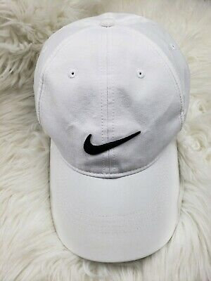 Nike Golf Hat Cap Hat White Legacy 91 Tech 727042 e0a891a5d038