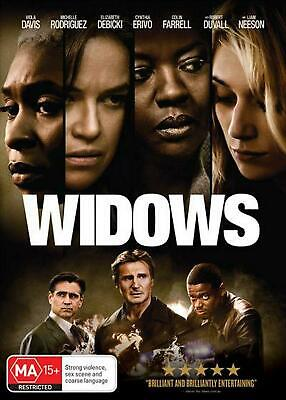 Widows BRAND NEW Region 4 DVD