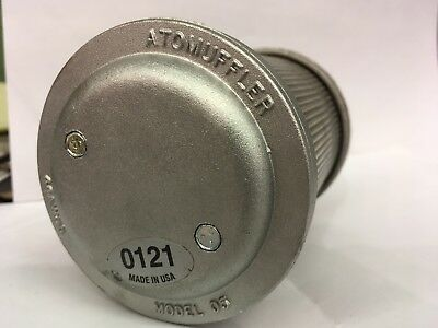 ALLIED WITAN CO. Model M05 44AWW56 Atomuffler Pneumatik Schalldämpfer P.Size 1/2