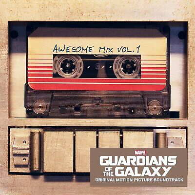 Guardians of the Galaxy Awesome Mix Vol.1 Soundtrack Audio CD BEST SELLING