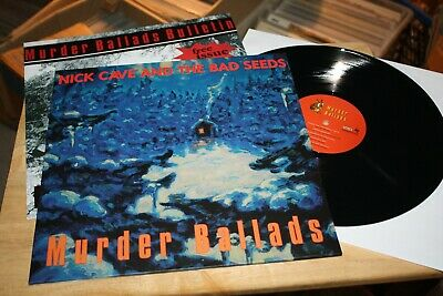 Nick Cave And The Bad Seeds - Murder Ballads - Rare 180g Repro 1st Press UK TOP